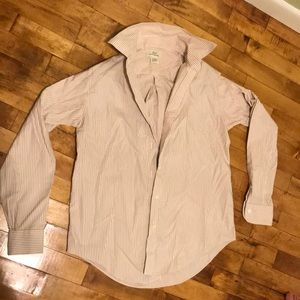 Brooks brothers dress shirt size 2
